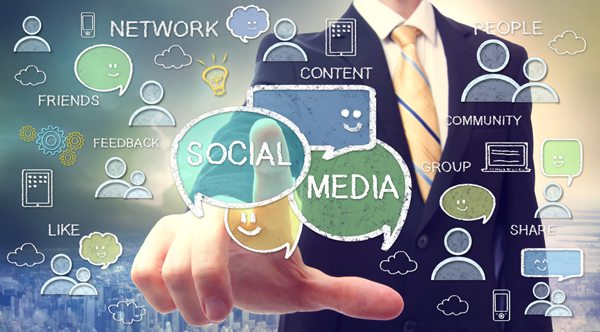 Social Media Strategy development Financial Services