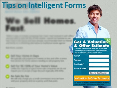 Marketing Automation Tips – Creating Intelligent Forms on Your Landing Pages