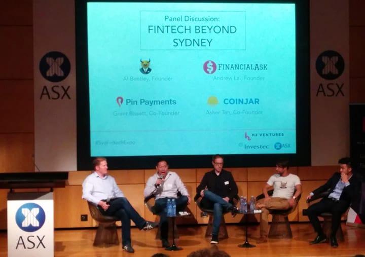 Fintech Sydney Meetup Hub