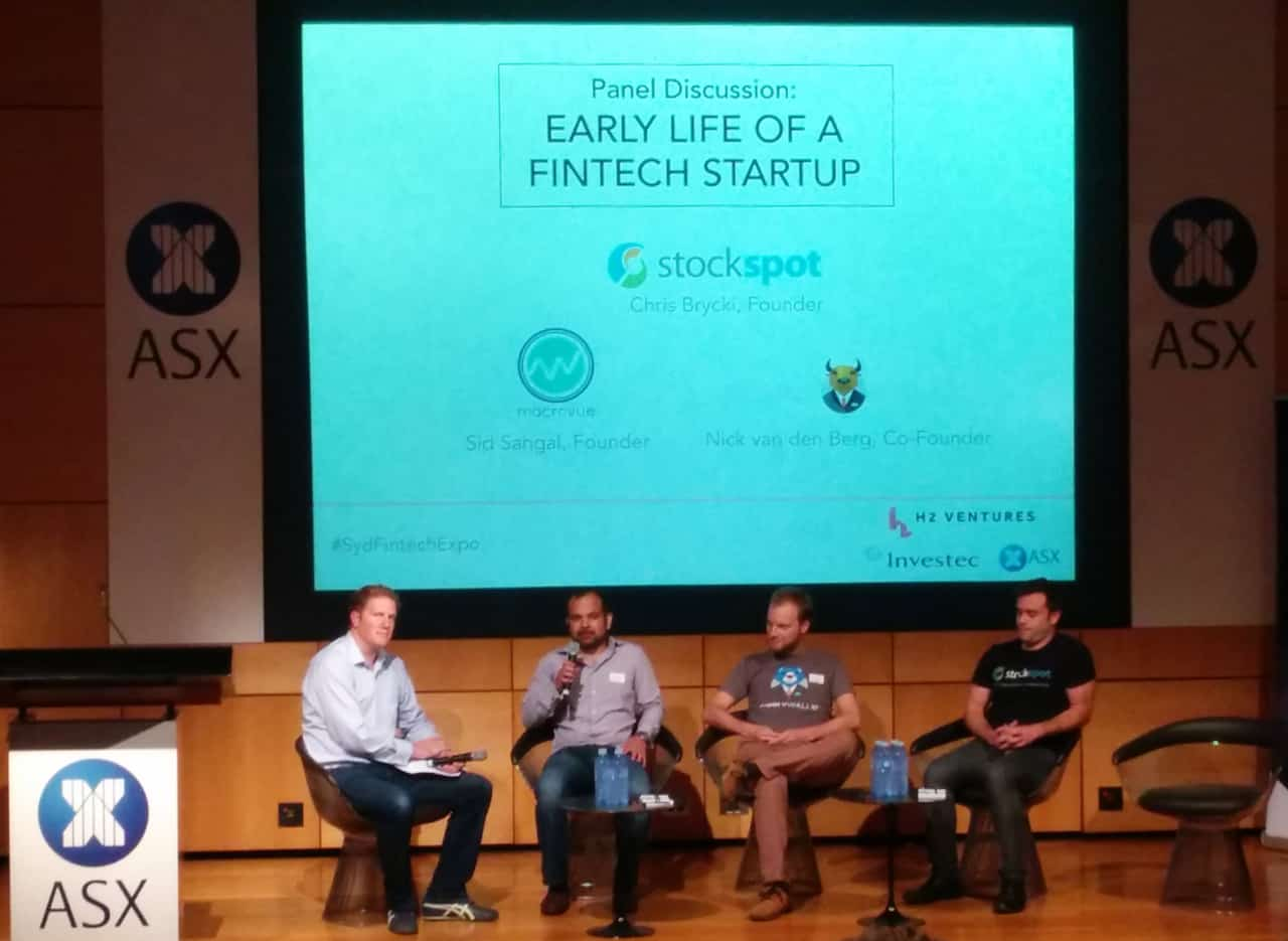 Sydney's 2015 Fintech Expo – Learn From Australia's Best Fintech Startups
