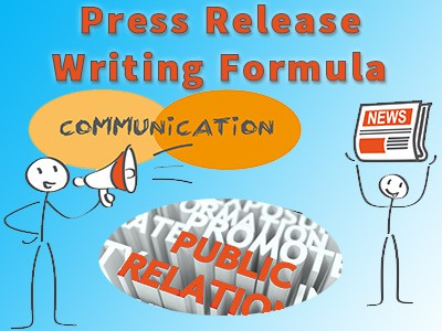 Press Release Writing Formula