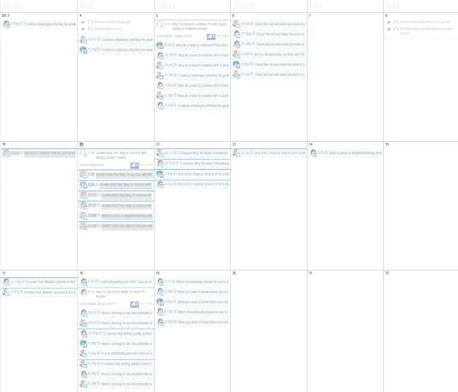 coschedule marketing calendar review