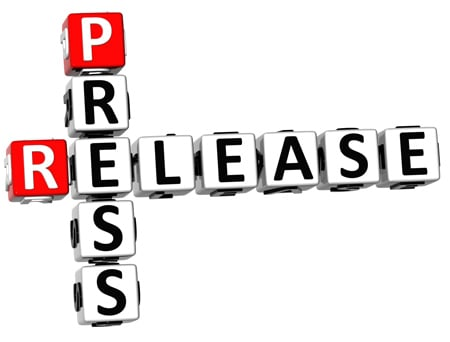 press release template ideas