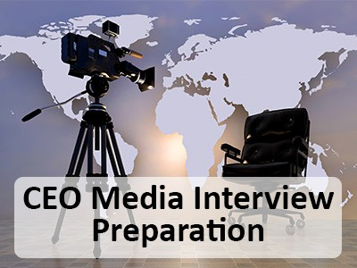 How to Prepare Your CEO for Media Interviews