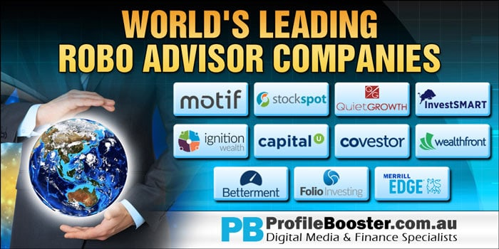 best robo advisor companies world