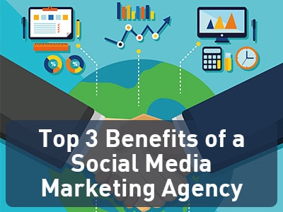 Top 3 Benefits of a Social Media Marketing Agency