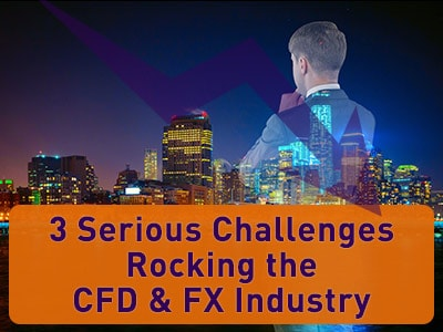 Top 3 Serious Challenges Rocking the CFD Industry
