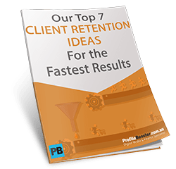 client retention ideas