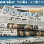 Australian media landscape: Changes and impact in 2017