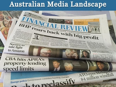 Australian media landscape: Changes and impact in 2018