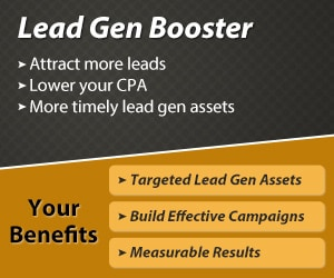lead generation booster campaign