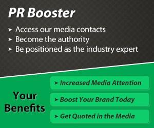 PR booster campaign