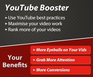 youtube booster campaign