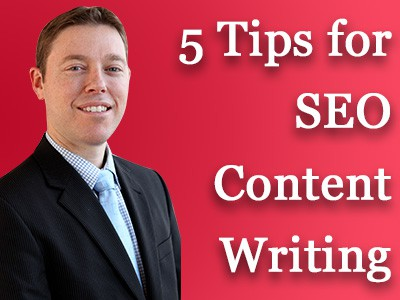 SEO Content Writing Tips for a Rock Solid Foundation