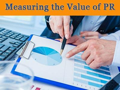 Measuring the value of PR in 2018